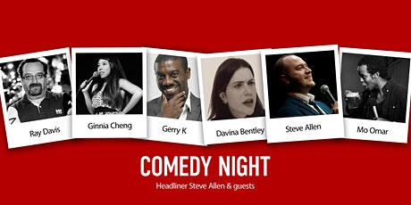 Comedy Night at CRATE St James Street tickets