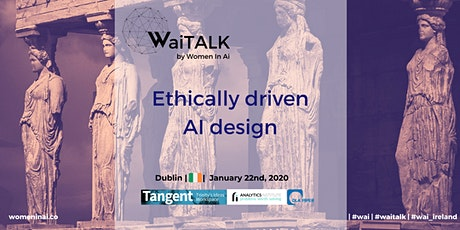 Ethically Driven AI Design tickets