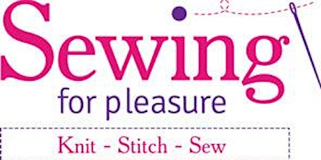 Sewing for Pleasure Show @ Birmingham NEC tickets