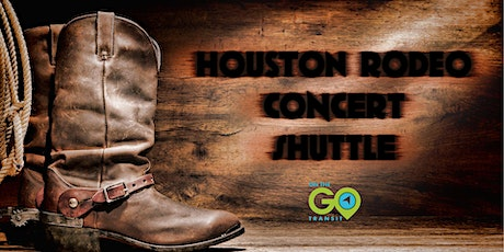Brad Paisley Concert Houston Rodeo Private Shuttle tickets