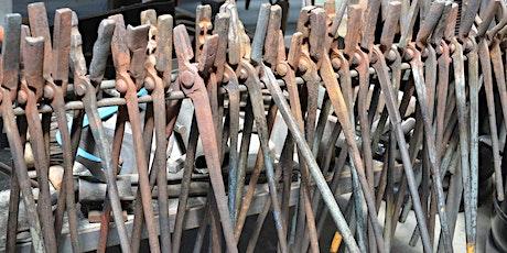 Blacksmithing Taster Session  tickets