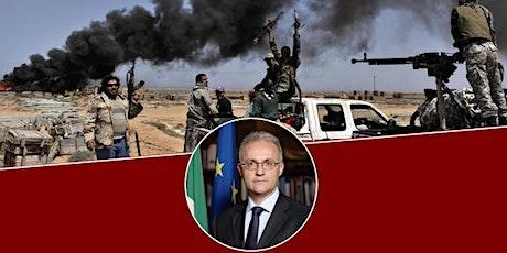 IRAN E LIBIA: scenari in continua evoluzione. Ospite: MARIO MAURO biglietti