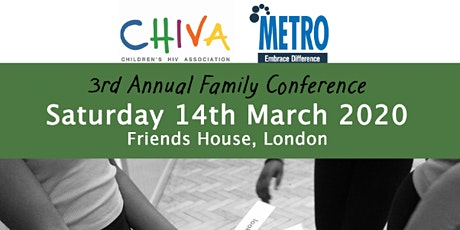 CHIVA Family Conference tickets