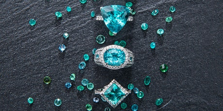 The power of Paraiba at The Jewellery Cut Live tickets