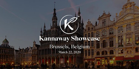 Kannaway Showcase Brussels billets