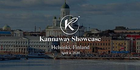 Kannaway Showcase Helsinki tickets