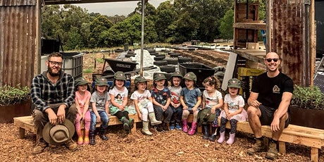 One Hour Farmer Junior! - Hands on Plants Workshop - The Station tickets