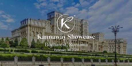 Kannaway Showcase Bucharest tickets