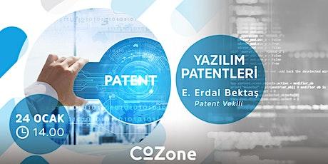 Yazılım Patentleri Semineri tickets