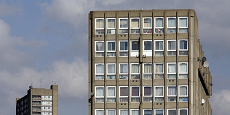 Architecture Walking Tour: Concrete Futures - Brutalist estates of Poplar tickets