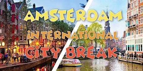 Amsterdam International City-Break | 22-23 février tickets