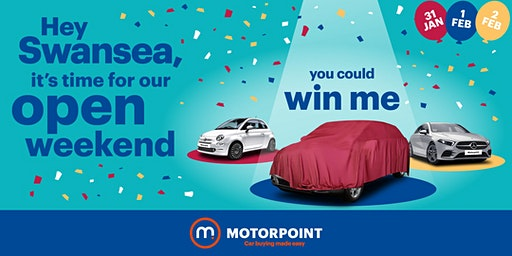Motorpoint Swansea opening weekend