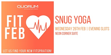 Snug Yoga tickets
