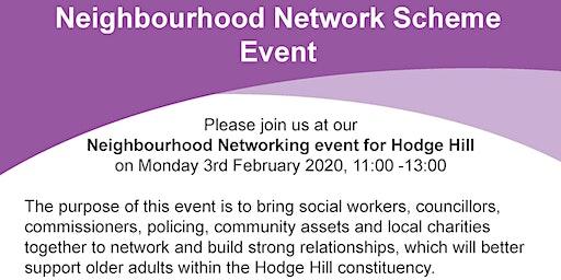 Hodge Hill Neighborhood Network Launch Event