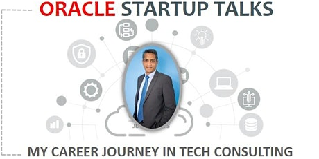 Oracle Startup talks: Fireside Chat Dr. Avinash Ramtohul tickets
