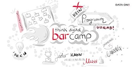 think digital barcamp billets