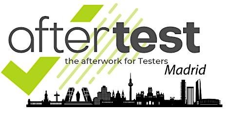 AfterTest Madrid: Integración de JMeter con VSTS, Azure, AppDynamics y Reporting Services
