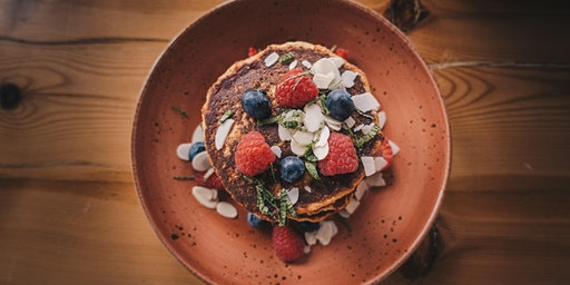 'Pancakes, raw chocolate and healthy treats' Masterclass at The Core Swindon