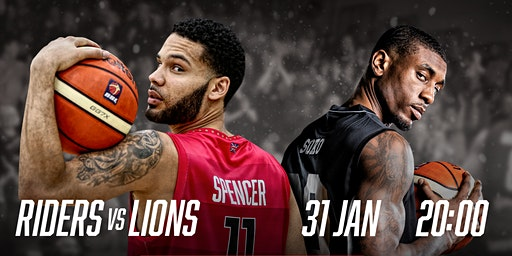 Leicester Riders Vs London Lions