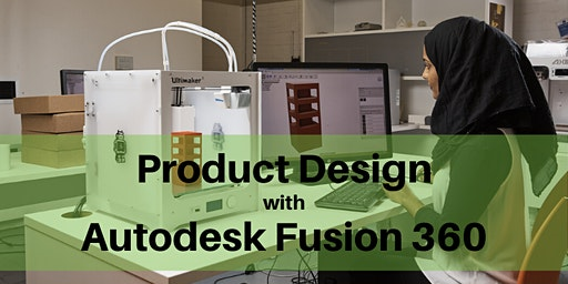 Hands On Product Design with Autodesk Fusion 360 (award hours)