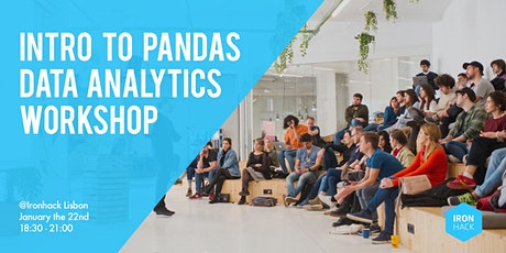 Pizza, beer and data analytics | Intro to Pandas tickets
