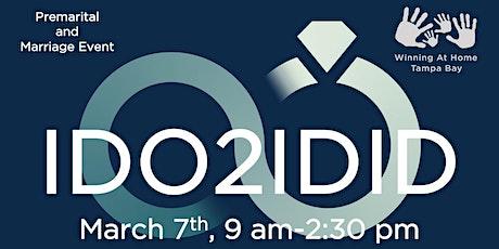 IDO2IDID tickets