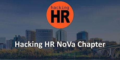 Hacking HR NoVa Chapter tickets