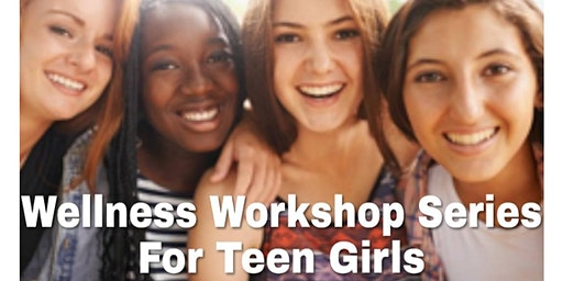 Stress Management Workshop, Teen Girls