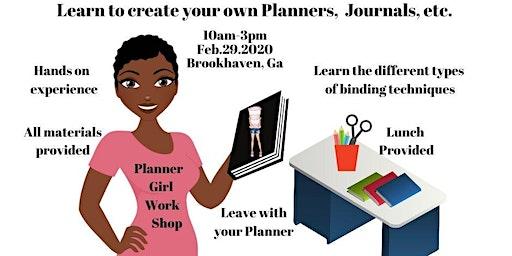 Planner Girl Workshop