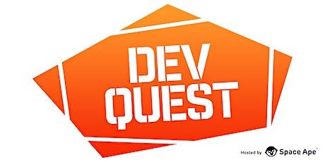 Dev Quest tickets