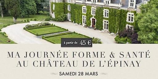 Ma Journée Forme & Santé au Château de l'Epinay