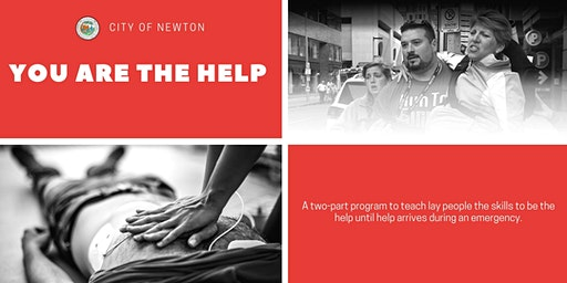 You Are The Help for Newton residents: March