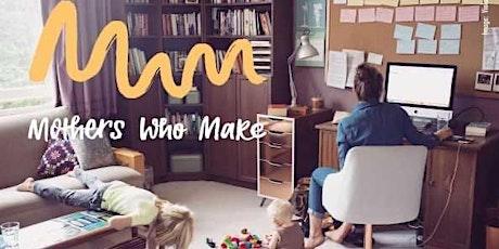 Mother's Who Make - Vision Boarding Workshop tickets