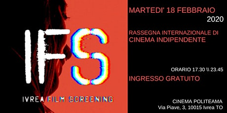 Rassegna gratuita di cinema indipendente a IVREA biglietti