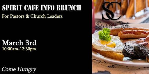 Spirit Cafe Info Brunch