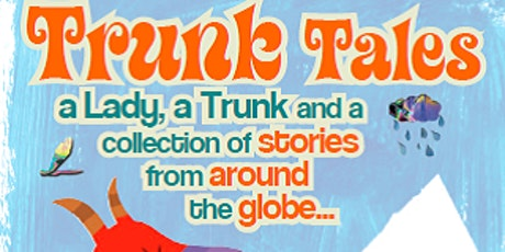 Trunk Tales Urmston Library tickets