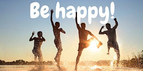 """Seminar """"Be happy: Einfach glücklich sein!"""" - Sommerspecial im Solling Tickets"""