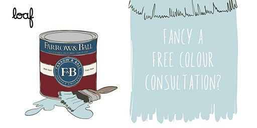 Loaf x Farrow & Ball  - Free Colour Consultations