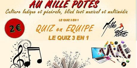 melting quiz 9 Rennes billets