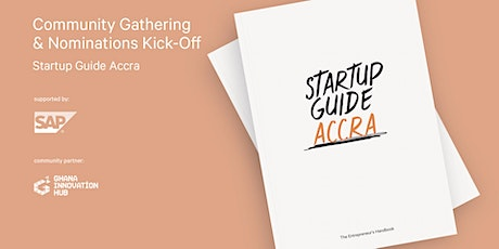 Startup Guide Accra Community Gathering tickets