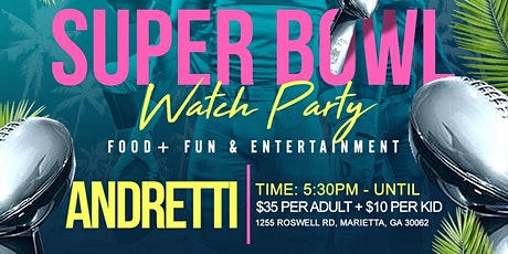 dR Super Bowl Party 2020 tickets