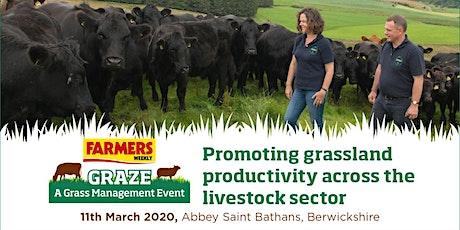 Farmers Weekly's Graze tickets