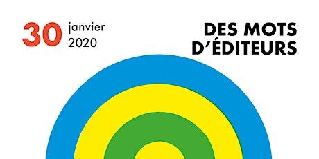 MeMo se raconte avec Des Mots D'Editeurs chez Fais-le toi-même! tickets