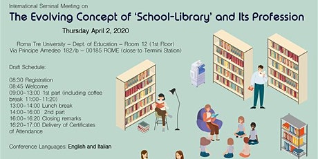 The Evolving Concept of 'School-Library' and Its Profession biglietti