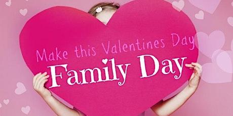 Vansville WILDCAT Valentine's Family Dance tickets