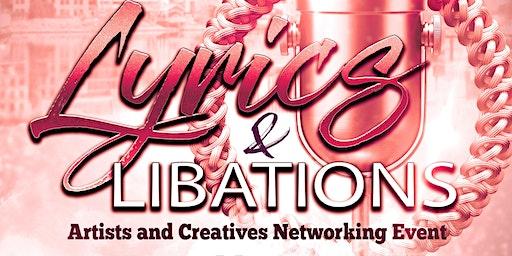 Lyrics and Libations - February 2020 Edition