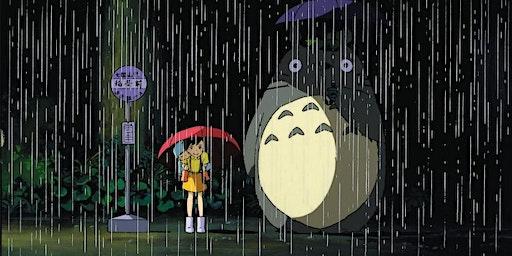 Studio Ghibli Cinema Showing