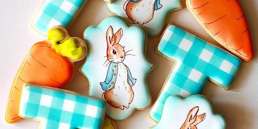 Aula de Biscoitos Decorados - Módulo 3 Páscoa