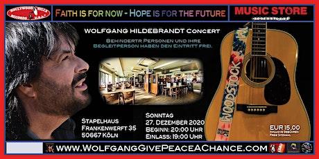 Wolfgang Hildebrandt - Jahresabschlusskonzert Tickets