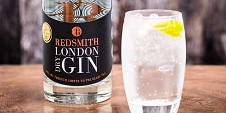 Redsmith Gin Tasting tickets